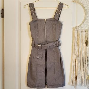 H&M dress with belt